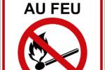 feux interdit